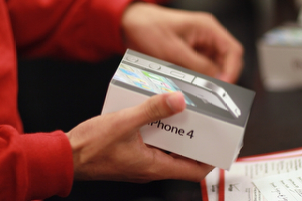 iPhone Goes on Sale at Verizon Stores