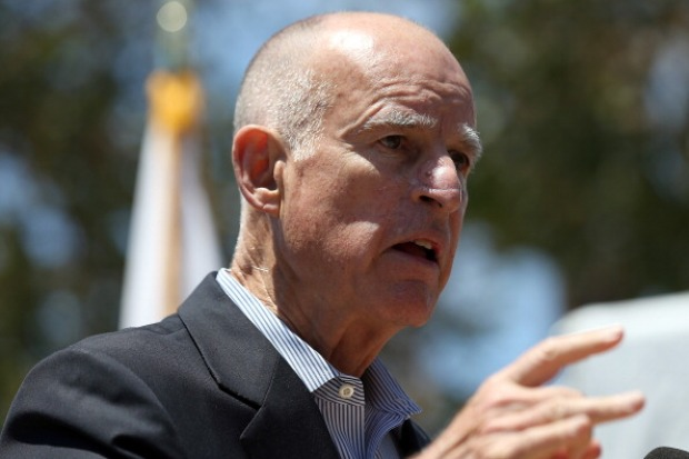 [BAY] Calif. Gov. Jerry Brown Signs Transgender Student Bill
