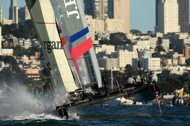 [BAY] America's Cup Preview from Pier 27