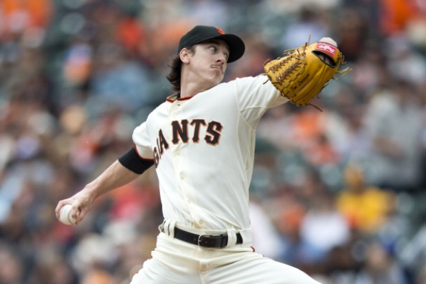 San Francisco Giants Pitcher Tim Lincecum No-Hits San Diego Padres for Second Time in Less Than a Year