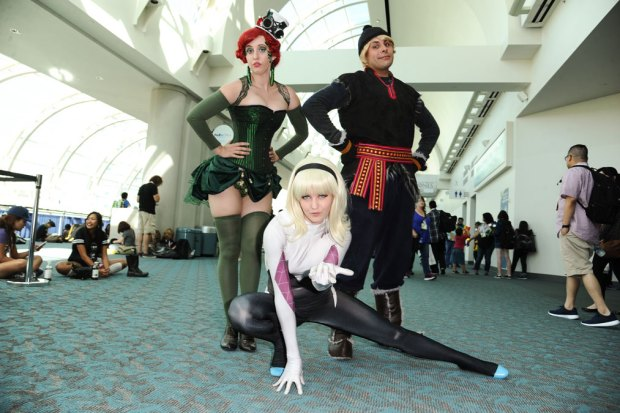 [NATL-2015] Photos: Best of San Diego Comic-Con