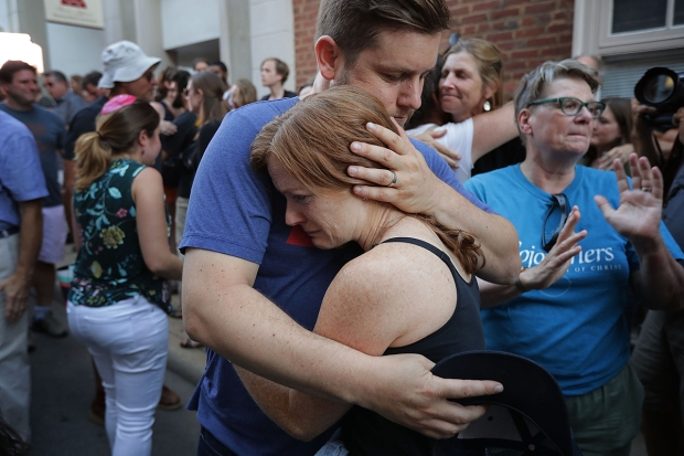 Shock, Sadness and Anger After Violent Charlottesville Rally