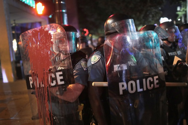 'Strong possibility' of racial motivation in Baton Rouge killings, police say