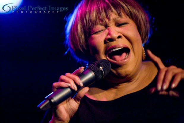 Screen Grabs: Mavis Staples at Belly Up