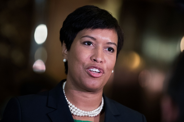 [NATL] Seen in Trump's Orbit: Muriel Bowser, Roger Stone
