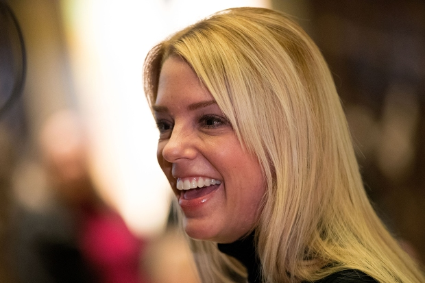 [NATL] Seen in Trump's Orbit: Pam Bondi, John Bolton