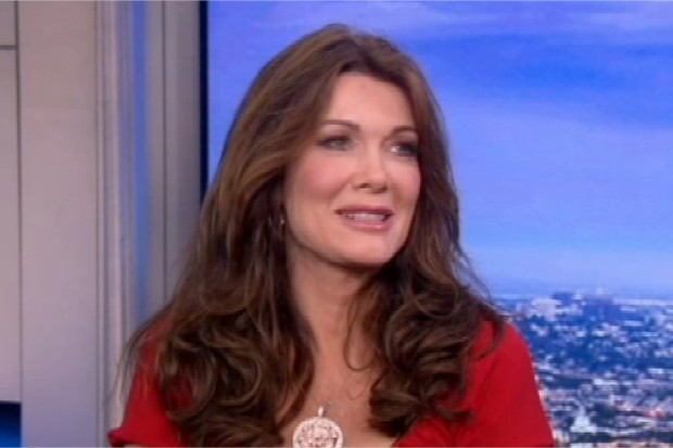 "[LA] Lisa Vanderpump on Mansion Fire: ""It's Very Emotional"""