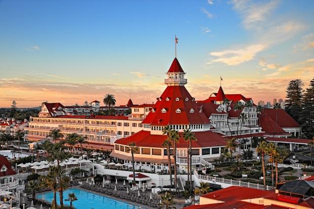 Hotel del Coronado in Images