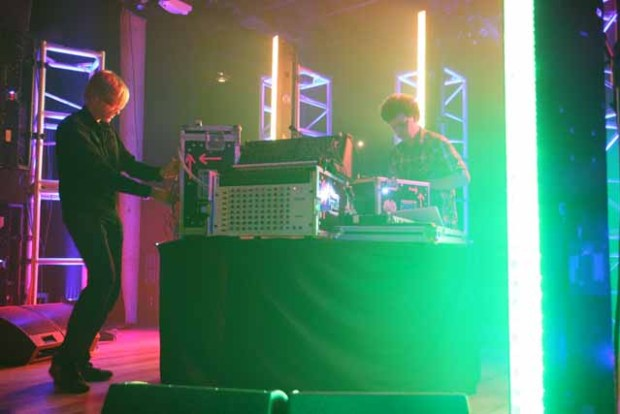 Simian Mobile Disco Lights Up the Night