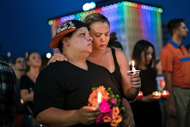 [NATL] Deadly Nightclub Shooting Leaves Orlando Reeling