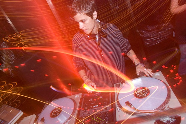 Samantha Ronson Rocks Crimson Lounge