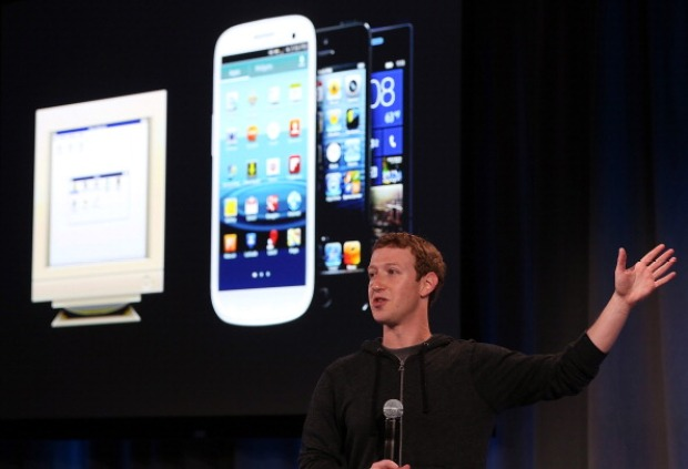[BAY] Facebook Unveils 'Home' for Android Mobile Gadgets