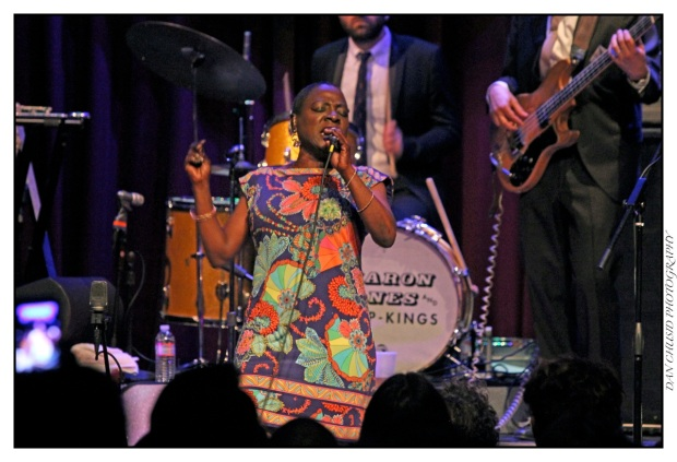 Live: Sharon Jones & the Dap-Kings