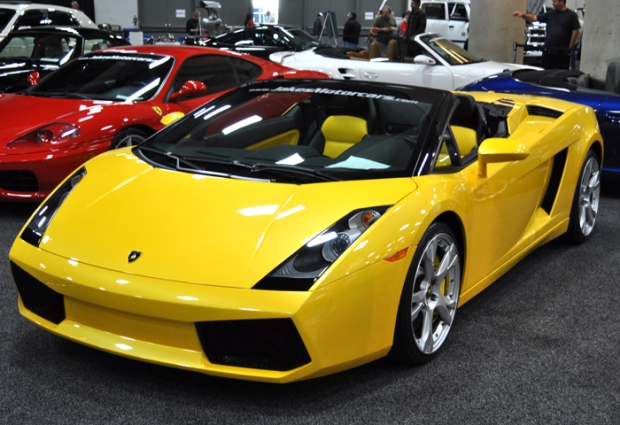 Auto Show Day III: Invasion of the Exotics