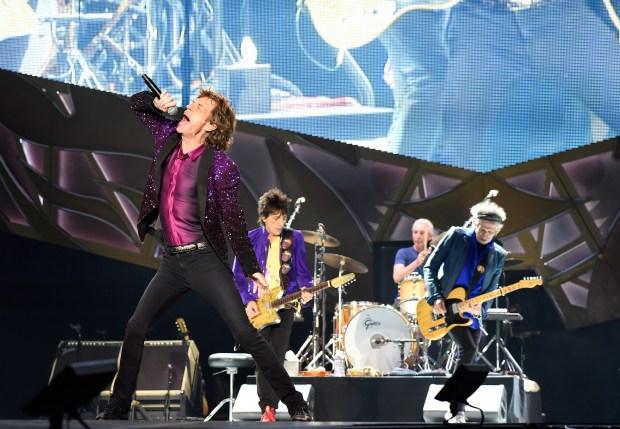 Video: Rolling Stones at Petco Park
