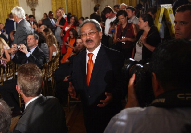 [BAY] San Francisco Mayor Ed Lee Decides to Run for Mayor