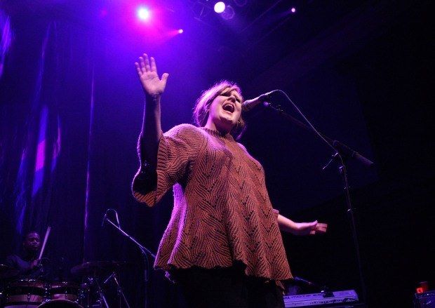 Adele Brings Soulful Voice to 9:30 Club