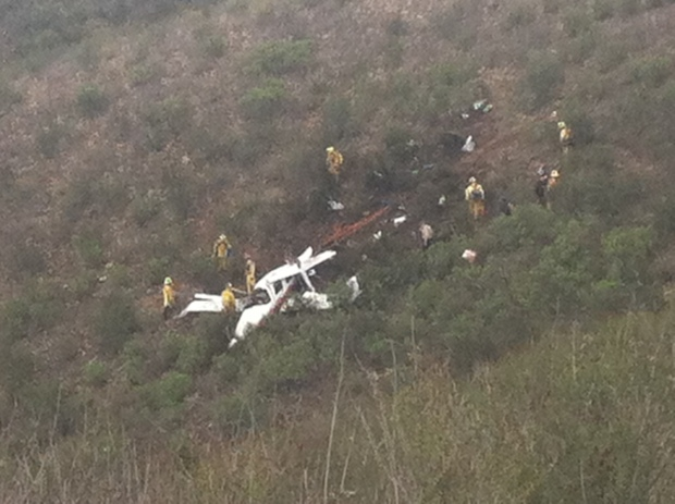 3 Killed in Lakeside Plane Crash