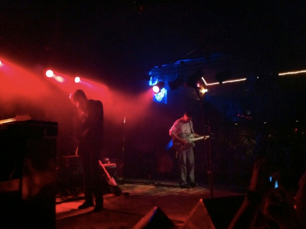 The Walkmen Deliver a Solid Show at the Belly Up