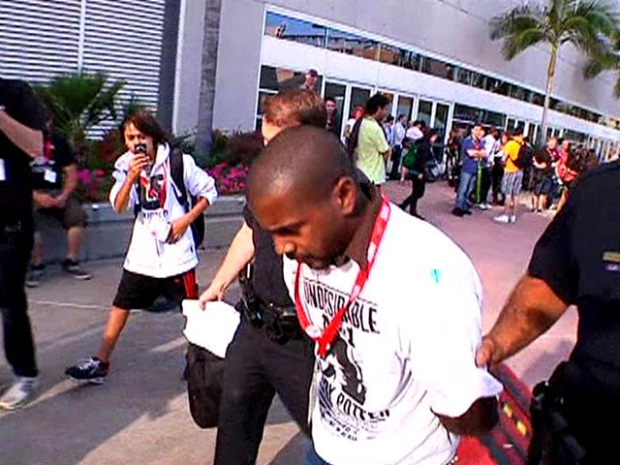 [DGO] Man Arrested for Comic-Con Stabbing