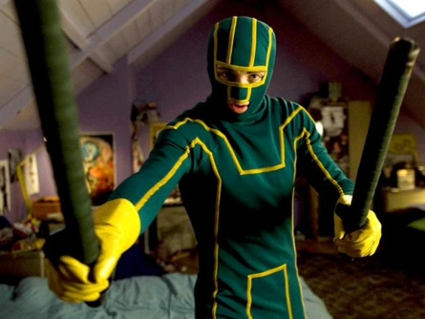[NATL] Kick-Ass Movie Trailer