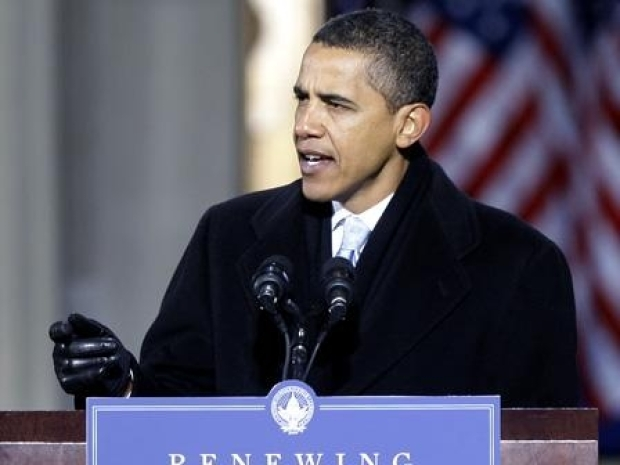 [DC] Obama Challenges Americans to Show Fighting Spirit
