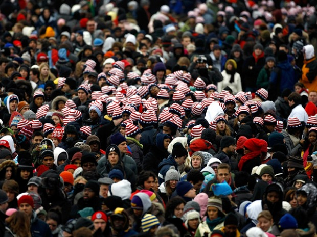 [NATL] The Obama Inaugural Celebration Kicks Off