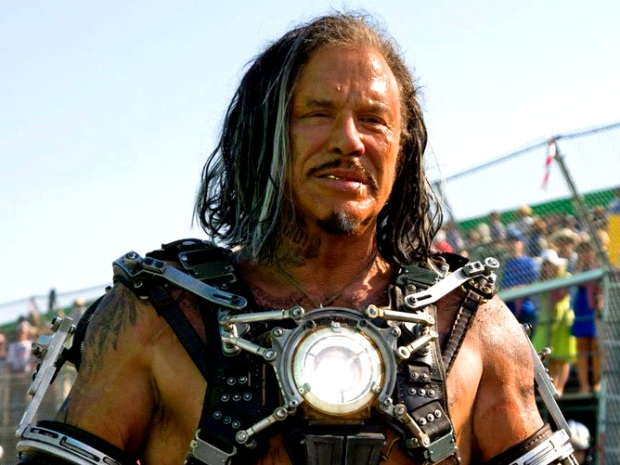 "[NBCAH] Mickey Rourke: It Was A ""Breath Of Fresh Air"" To Shoot ""Iron Man 2"""