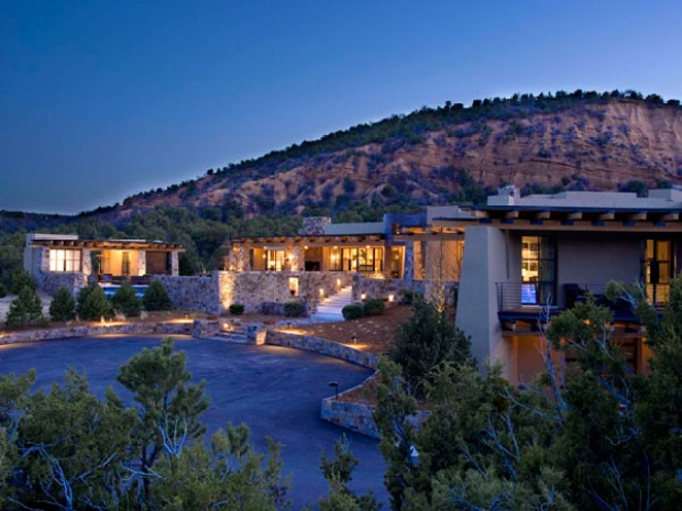 [OH] $13,500,000 for a Santa Fe Estate