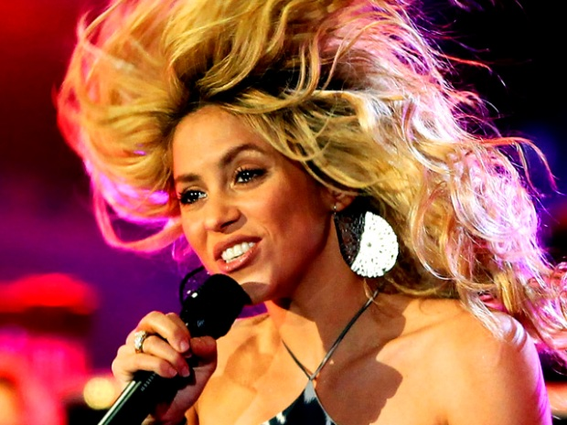 Legend, Peas, Shakira & Keys Headline World Cup Concert