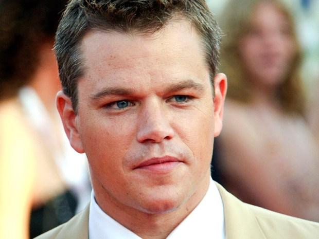 Matt Damon Starring as RFK in Upcoming Biopic
