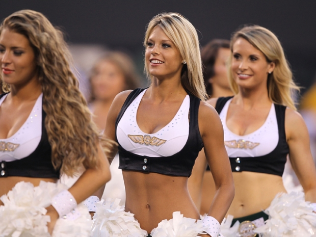 NFL Cheerleaders: Pre-Season Week 3