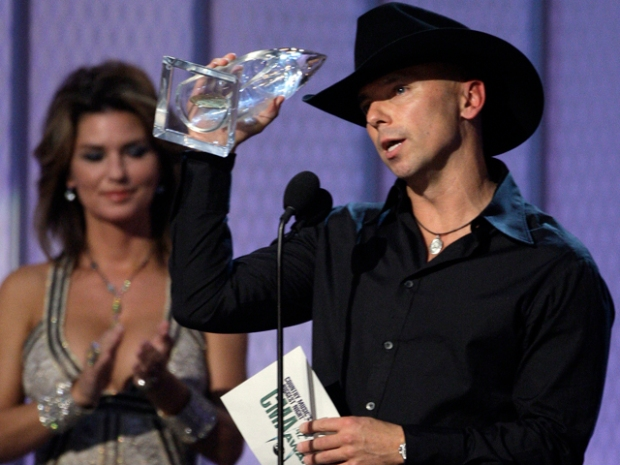 Scenes From the 2008 CMA Awards