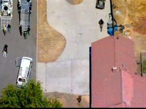 [LA] Police Search Home (RAW)