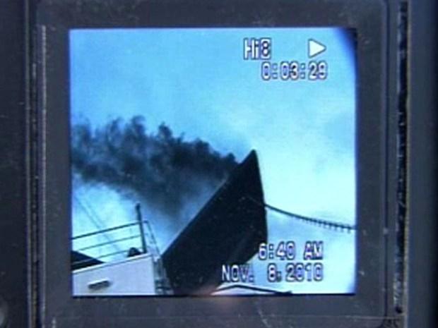 [DGO] Raw Video: Carnival Cruise Ship Fire