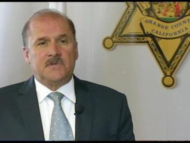 [LA] Sherriff Spokesman Provides Details of Burglary