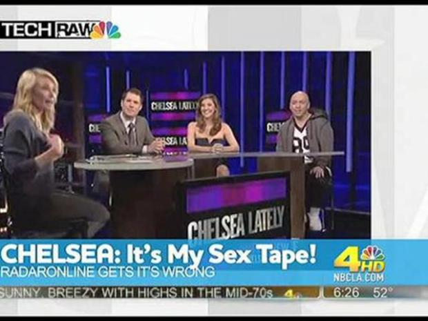 [LA] Chelsea Handler Sex Tape!? Really!?
