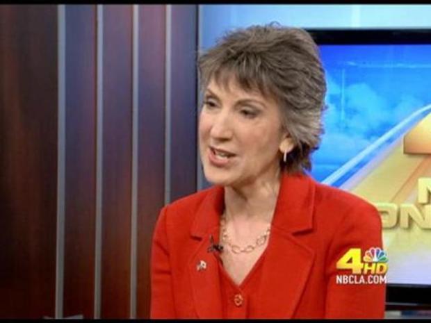 [LA] NewsConference:  Republican Candidate for US Senate, Carly Fiorina, Part1