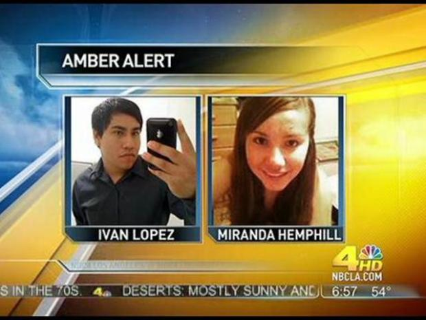 """[LA] Missing Girl's Father: """"It's a Big Shock, Your Worst Nightmare"""""""