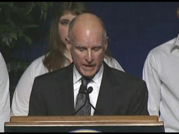 """[LA] Jerry Brown: """"Really, No Mental Reservations"""""""