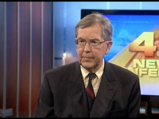 [LA] NewsConference: Pasadena Mayor Bill Bogaard