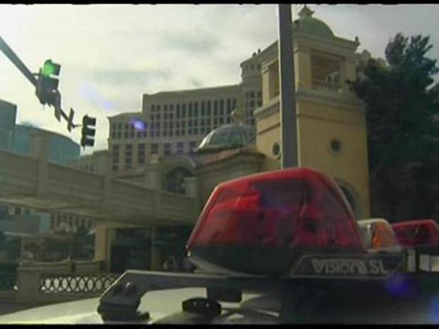 [LA] Suspect Arrested in Bellagio Casino Heist