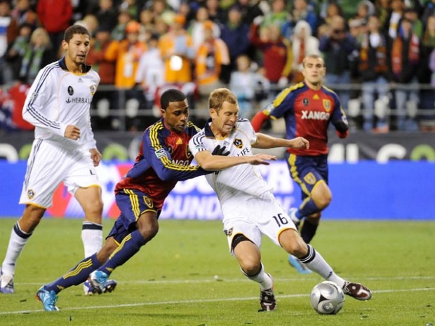 Game Images from MLS Cup