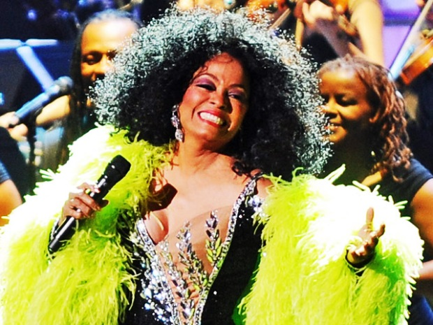 "Last Night in NY: Diana Ross & ""MacGruber"""