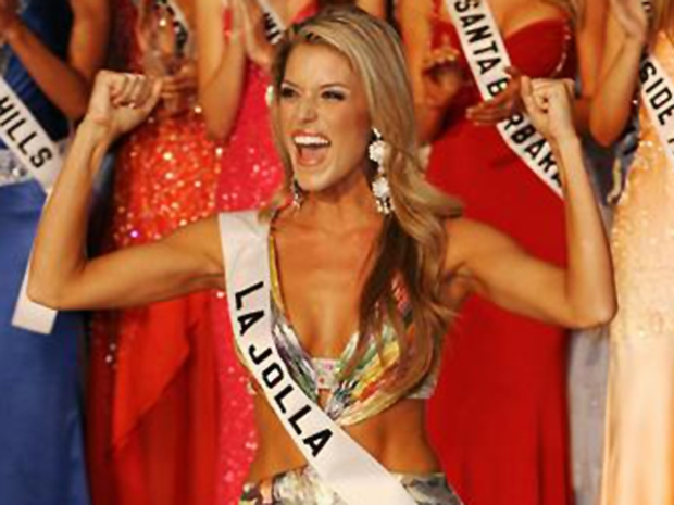 Local Beauty Crowned Miss California
