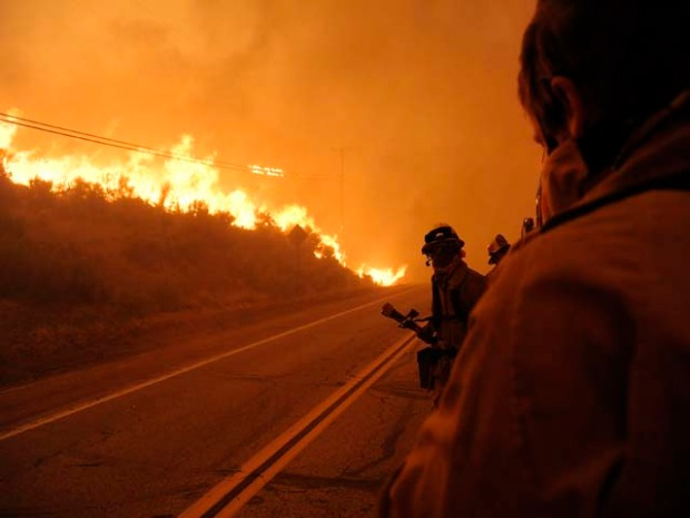 Gallery: Crown Fire