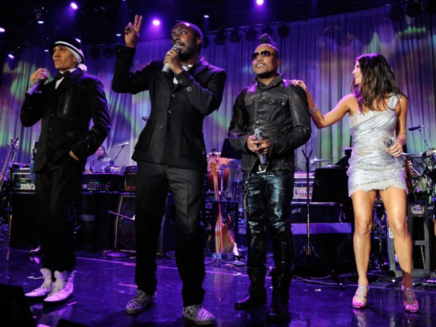 Screen Grab: The Black Eyed Peas