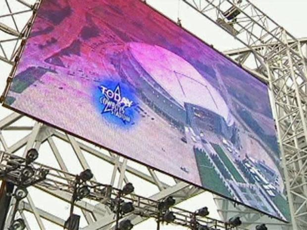 [DFW] More Big Screens at Cowboys Stadium