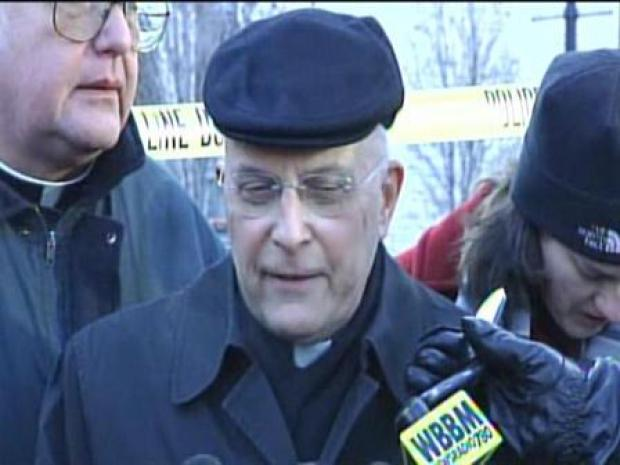 """[CHI] Cardinal George:  """"Icicles on the Pews and Water Pouring Through the Ceiling"""""""