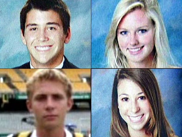 Victims in Bishop Crash: Images